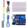1 conjunto Suíte Aprendizagem Starter Kit básico para Arduino Pequena Ferramenta com Caixa de Varejo