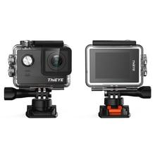 ThiEYE T5 WIFI 4 К Действий Камеры 170 градусов 2 дюймов экран Спорт Камеры видео интервальной съемки, камера оборудована Ambarella чипсет