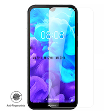 Original Glass For huawei y5 2019 Screen Protector Protective Glas on AMN-LX1 AM