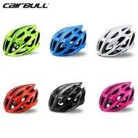 2018 Bicycle Helmet STERLING Cycling Helmets Lightweight In mold Road Mountain Bike Riding Helmet 6 Colors 52 58cm