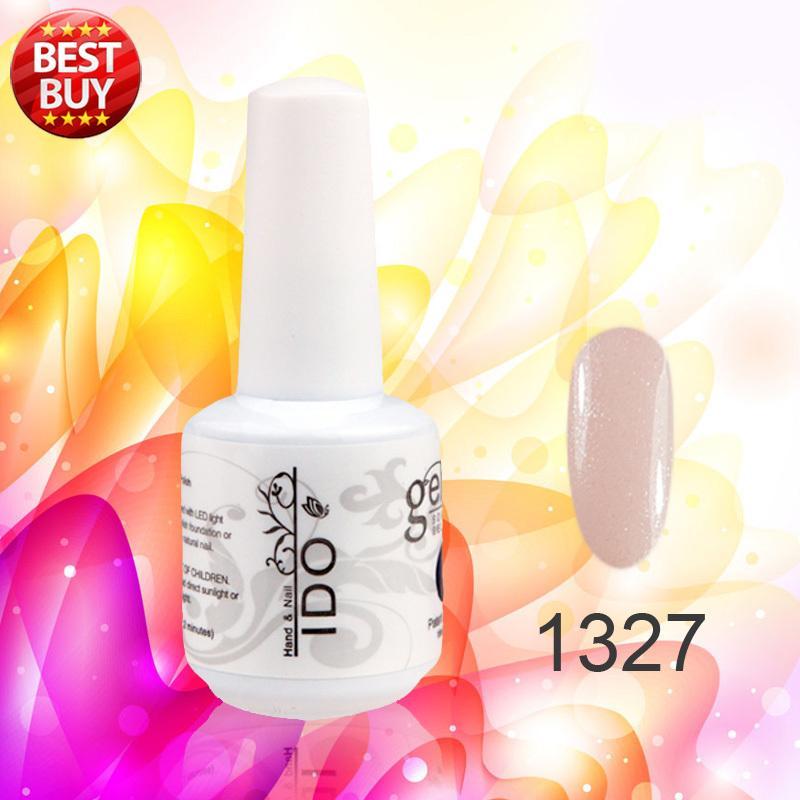 2017 For Gelishgel Gel Nails 12pcs Uv Nail Gel Top Coat It Off + Base Foundation For Polish Best On 15ml (10colors+1top+1base)