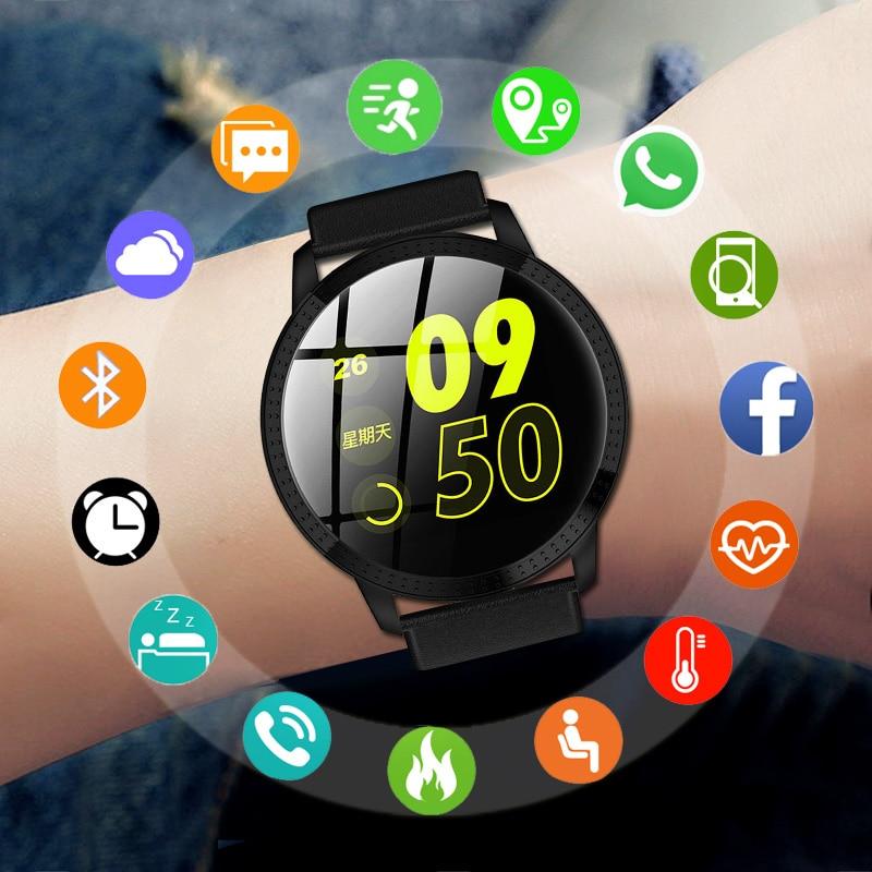 SANDA Montre Smart Watch Hommes Montres Top Marque De Luxe Sport Style Montre-Bracelet Pour Hommes Horloge Homme Montre-Bracelet Reloges Relogio Masculino