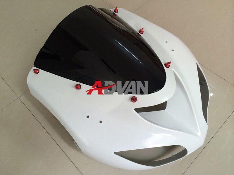 Optional:Red,Green,Orange,Blue,Black,Sliver,Chrome)Spike Fairing Bolt Kit Set Fasteners Screws fit for Ducati PASO 750 906 907 niko 50pcs chrome single coil pickup screws