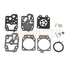 D20 WYJ K20 WYJ Walbro Carburetor Gasket Diaphragm Repair Set Kit