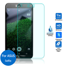 For Asus ZenFone Selfie Tempered Glass Screen Protector 2 5 9h Safety Protective Film on ZD551KL