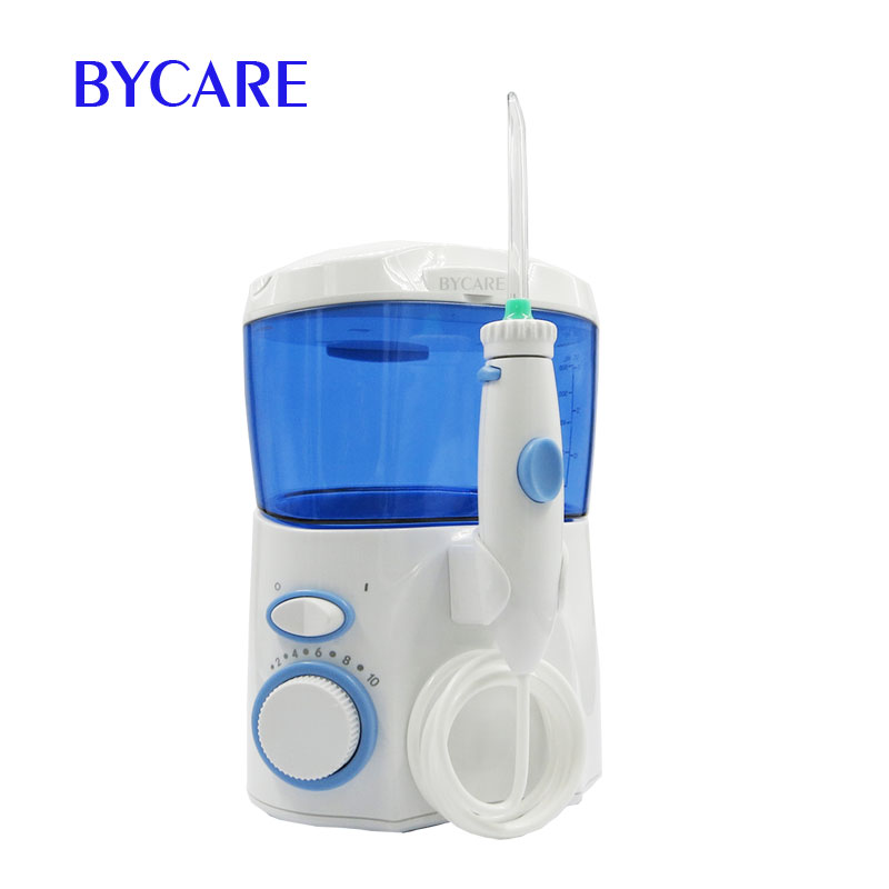 US $70 69 |BYCARE dental professionals ultra water flosser review dentist  home use dental oral irrigator complete care water flosser-in Oral