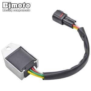Image 4 - BJMOTO regulator do motocykla napięcia prostownika dla KTM 660 SMC 450 EXC R 250 XCF W EXC F 530 XC W 525 EXC 300 XC 400 EXC G wyścigi
