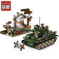 Enlighten 380 unids ciudad swat serie militar de combate modelo de policía bloques huecos de los ladrillos diy juguetes educativos para niños regalos