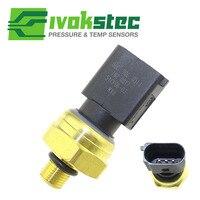 Transdutor do sensor de pressão do regulador de combustível baixo para volkswagen vw audi 06e906051k 06e906051j 06e906051e 06e 906 051 k|transducer|transducer sensor|transducer pressure -