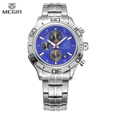 MEGIR Men's Chronograph Watch