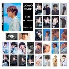 BTS 30 Photo Cards Album (25 Models)
