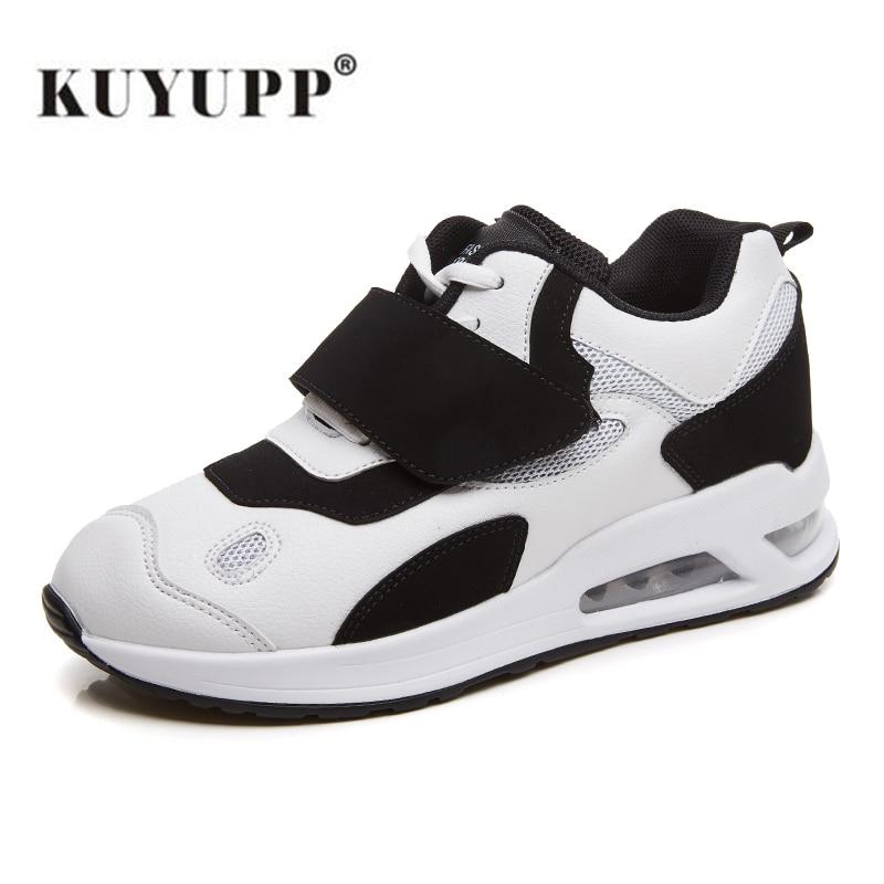 KUYUPP Nouveau 2017 Sneakers Femmes Respirant Huarache Air Mesh chaussures  de Course chaussures Femmes En Plein