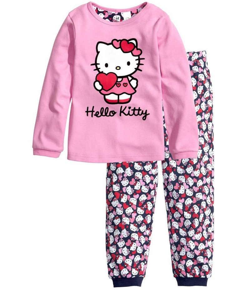 Girl pajamas sets (5)