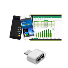 USB Female to USB-C Type C 3.1 OTG Male Data Adapter For Samsung S8 LG G6 G5 V20 OnePlus 2 3 Huawei P9 P10 Plus(China)