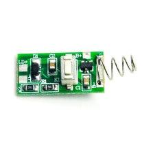 цены на 5mW-100mW 405nm Violet Blue Laser Diode Power Driver Board Circuit 30-300MA  в интернет-магазинах