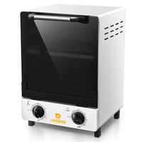 Vertical Mini Electric Oven 12L Home Baked Roast Meat Sweet Potato Ovens Kitchen Multi function Electric Grill Breakfast Maker