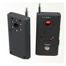 Полный спектр Анти-шпион ошибка детектора CC308 мини Беспроводной Камера Скрытая сигнала GSM устройства Finder конфиденциальности защиты безопасности