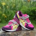 Новые девушки теннис дети 2015 кроссовки мода кроссовки дети кожаные ботинки для мальчиков sapato menina подростковая обувь