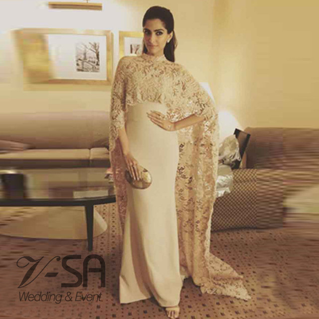 7d69ff24849 Abendkleider Indian Saree Arabic Women Dress 2016 High Neck Mermaid Indian Prom  Dresses Dubai Kaftan Celebrity