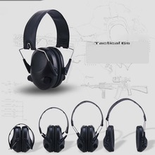 Electronic Ear Protection Shooting Hunting Ear Muff Anti Noise Tactical Headset Hearing Ear Protection Headphone for
