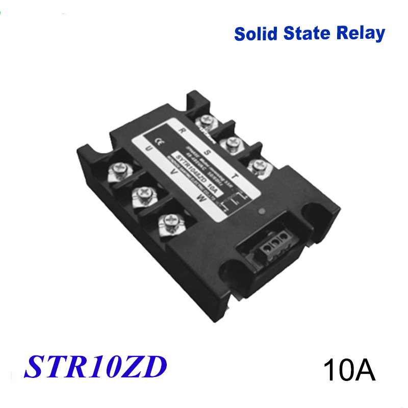 relay module Solid state relay three phase motor control module 3 phase motor positive inversion module