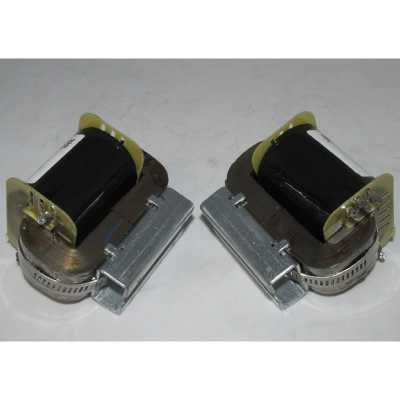 Amorphous iron core 8K 10K push pull output transformer is suitable for 6P14 and other tube