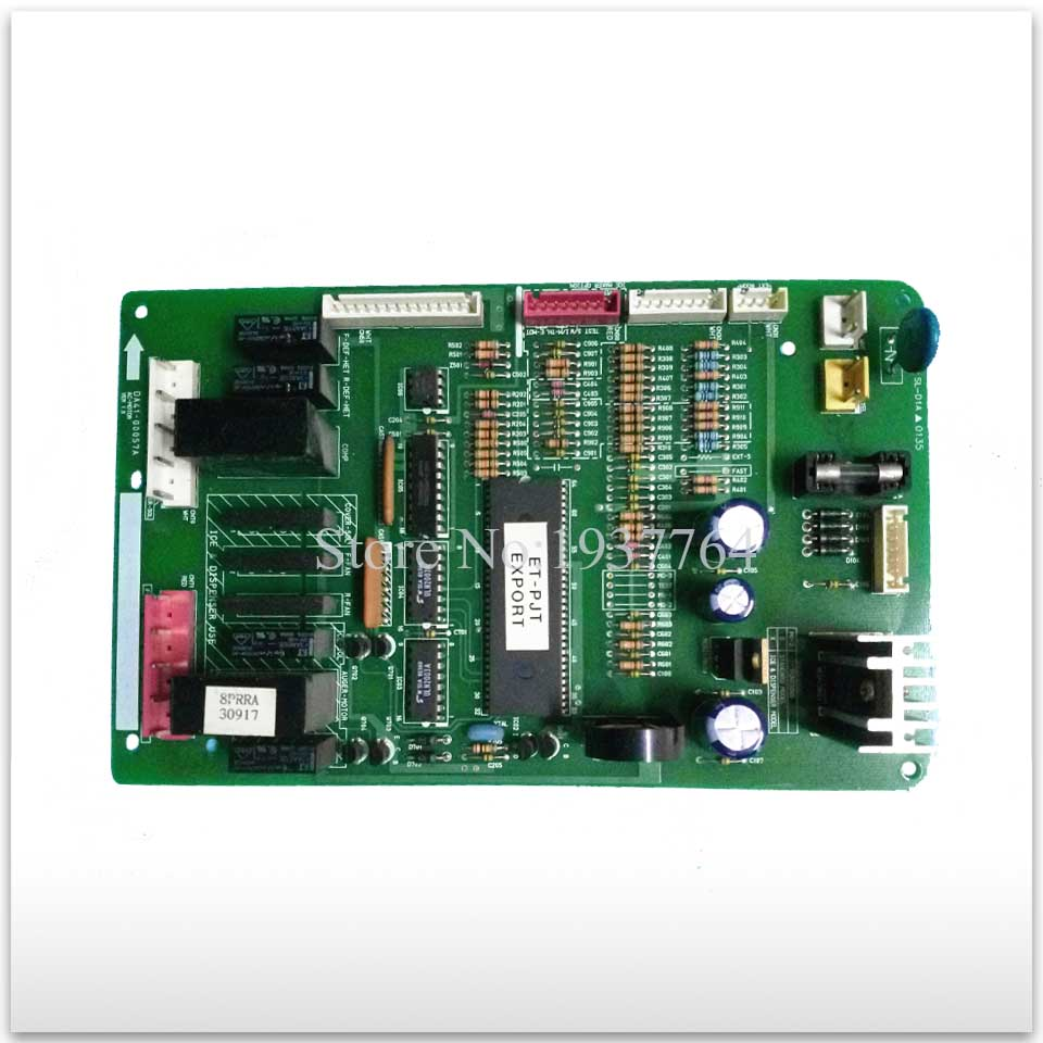 Refrigerator Board Computer Board DA41-00057A ET-PJT Board Good Working