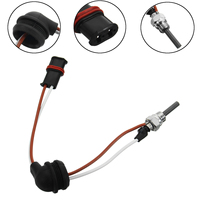 for Eberspacher Airtronic D2 D4 D4S Autoleader 12V Car Heater Glow Plug 252069011300 Silicon Nitride Rapid Heating Light Weight
