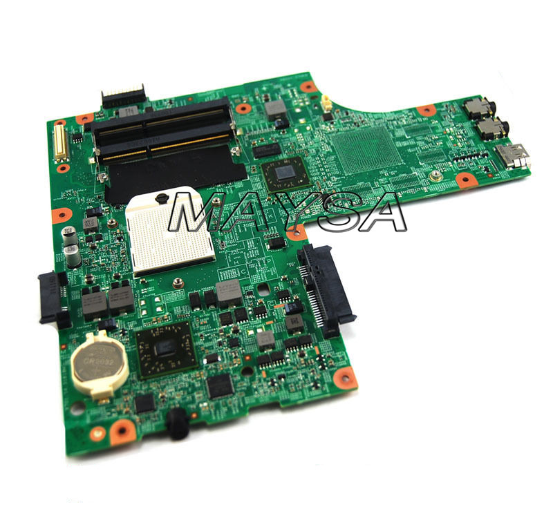 CN-0YP9NP laptop motherboard Fit for dell Inspiron 15R M5010 YP9NP 0YP9NP 09913-1 DG15 48.4HH06.011 HD4200 DDR3 Mainboard cn 06d5dg 06d5dg 6d5dg laptop motherboard for dell inspiron n5520 15r 5520 qcl00 la 8241p ddr3 hd7670m 1gb video card mainboard