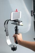 Mini Vídeo Profissional Steadycam Steadicam Estabilizador para Compact Digital dslr Camera Phone para Gopro hero