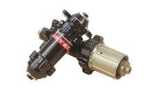 323g Straight Pull NOVATEC D411SB D412SB Super Light Disc brake hub for font b Road b