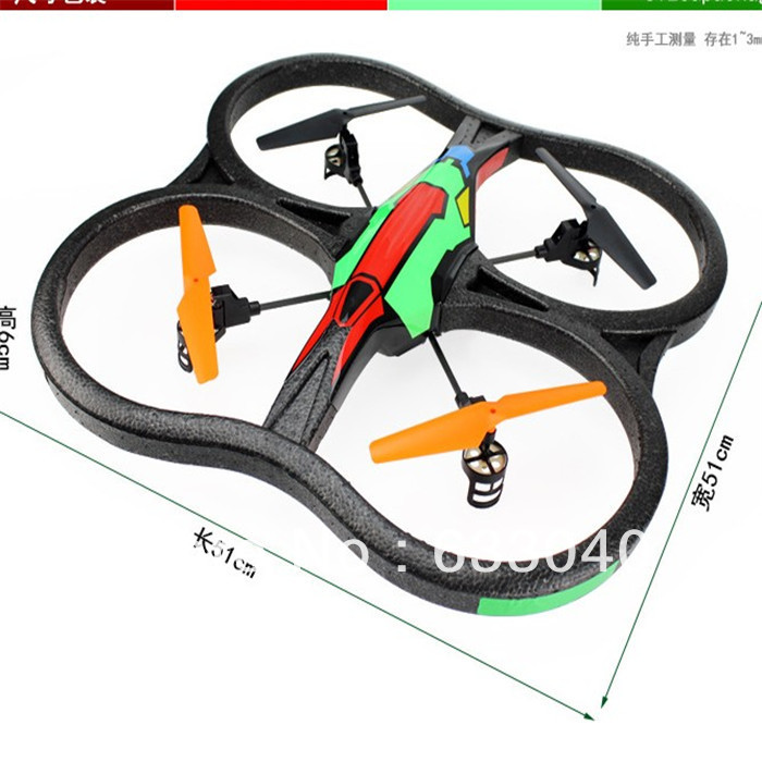 Flying Toys For Boys : Ufo g ch hexacopter gyro quadcopter quadrocopter