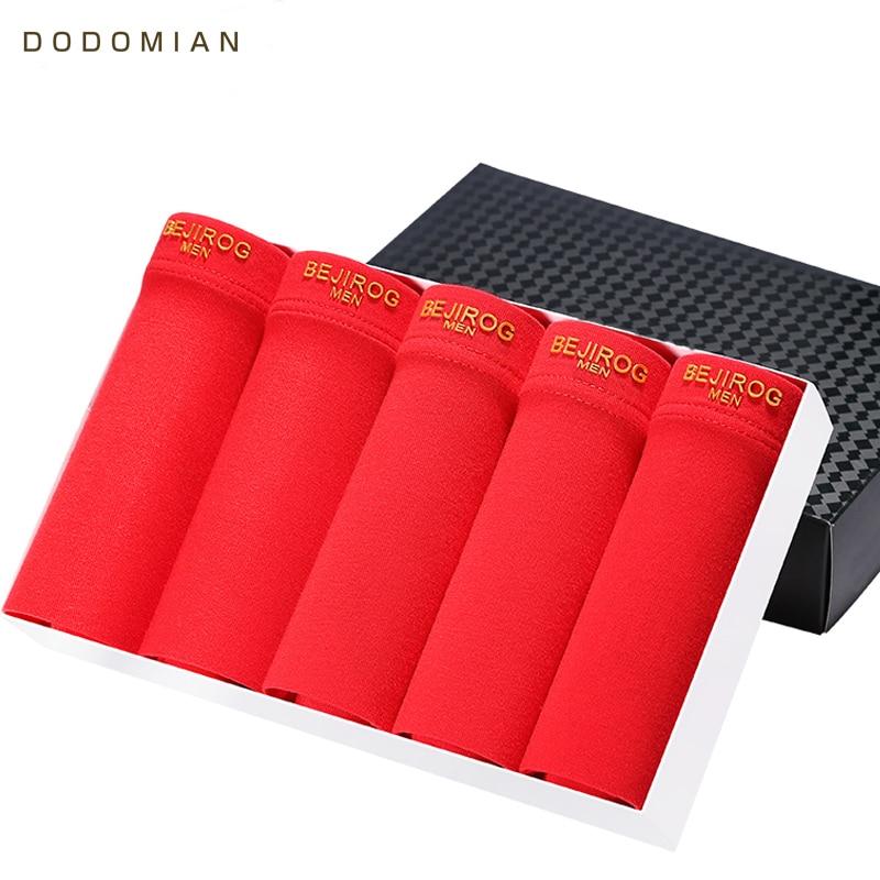 71297e1de Vermelho Homens Modal Roupa Interior Dos Homens Boxers Cueca Boxer Trunks Cuecas  Boxer Plus Size Calcinha