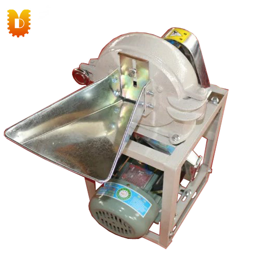 Grain, fodder crushing machine Animal feed grinding miller with motor