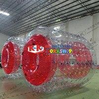 Водный спорт Трава игра надувной шар для людей