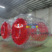 Water sports Grass game inflatable human ball