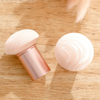 1pcs Makeup Sponge Cosmetic Mushroom Head Puff For Foundation Concealer Cream Make Up Soft Sponge Beauty Care Wholesale 4