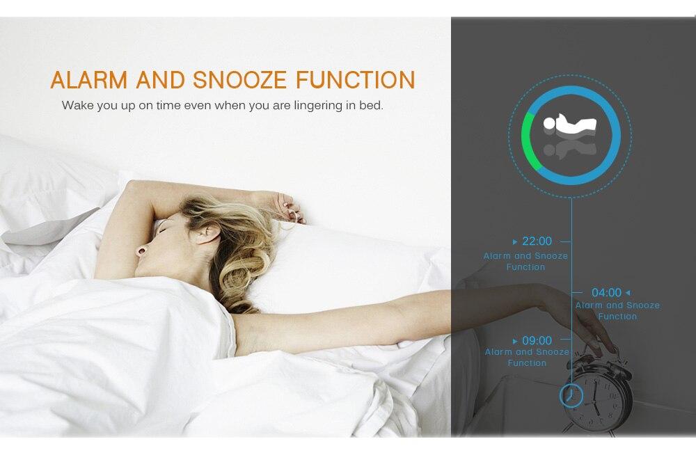 Home & Garden Multifunction Noiseless Led Mirror Alarm Clock Digital Clock Snooze Display Time Night Led Light Table Desktop Alarm Clock Alarm Clocks