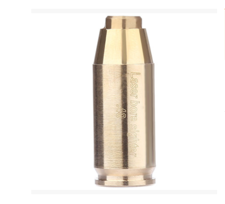 Image 3 - CAL 40 Brass Cartridge Red Laser Bore Sight Collimator BoreSighter-in Riflescopes from Sports & Entertainment