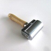 Роликовые обои высокого качества из нержавеющей стали с плоским давлением, ручной инструмент для рукоделия, роликовый подшипник колеса для работы по поклеиванию