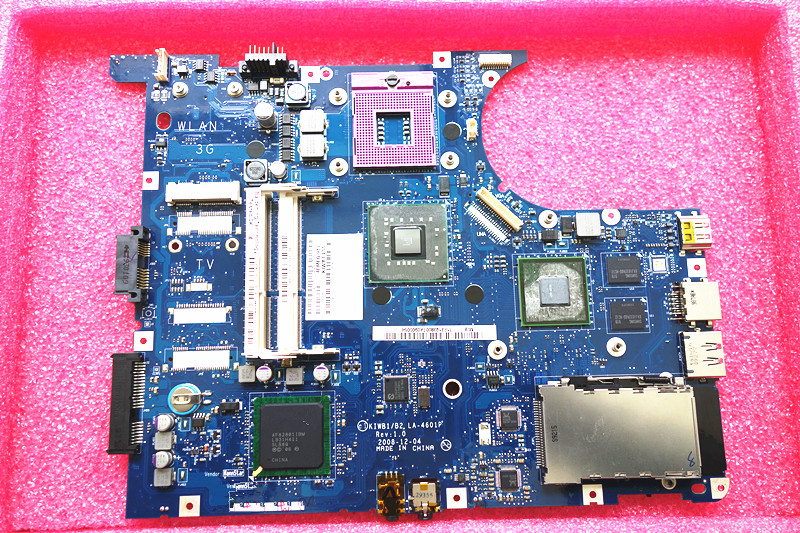 LA-4602P la-4601p fit for Lenovo Y550 motherboard free shipping