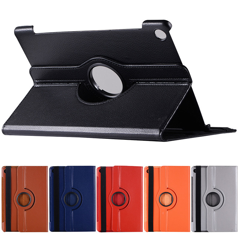 360 Degree Rotating Stand Case For Huawei Mediapad M5 10.8 Cover For Huawei Media Pad CMR-AL09 CMRW09 10.8 Inch Tablet Funda