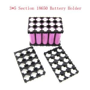 3*5 секций 18650 кронштейн для литиевых батарей, кронштейн для батарей электромобиля, фиксированный комбинированный кронштейн