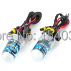 цена на H7 35W 3200-Lumen 6000K Xenon HID White Headlamps for Car (Pair/12V)