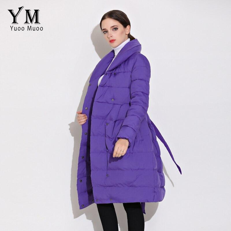 YuooMuoo Նոր Կորեայի նորաձևության A-line - Կանացի հագուստ - Լուսանկար 4