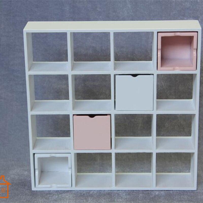 112 poppenhuis miniatuur meubels houten 16 pane boekenkast rekken kast c010 in 112 poppenhuis miniatuur meubels houten 16 pane boekenkast rekken kast