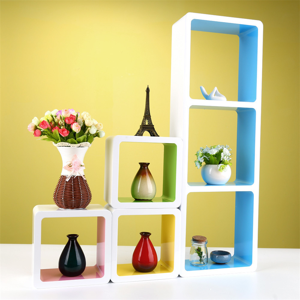 Contemporary Wall Shelves Decorative: Online Buy Wholesale 6 Unit Rack From China 6 Unit Rack Wholesalers