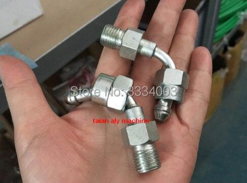 A junção comum da conversão do tubo do trilho, injetor comum do trilho conecta a junção ao tubo comum do trilho, bomba comum do trilho conecta a junção