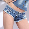 2016 womens summer woman denim hotpants female sexy jeans booty shorts lady ripped hot bottoms femme micro mini shorts