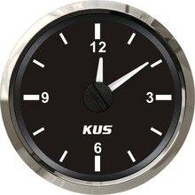 """"""" 52 мм часы 12 В 24 В 12-часовой формат KY09000 с подсветкой"""